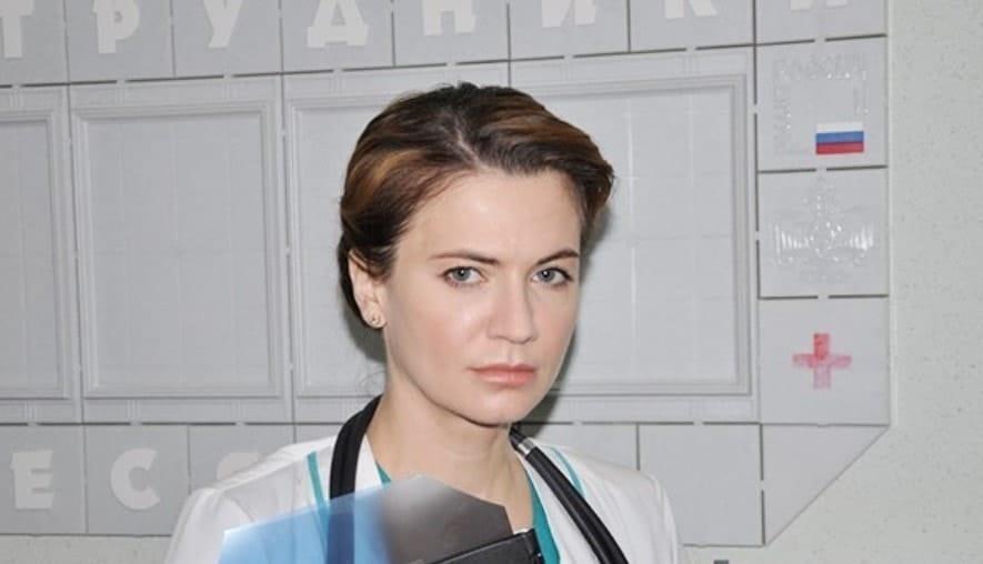 """Кадр из сериала """"Практика"""" на Первом"""
