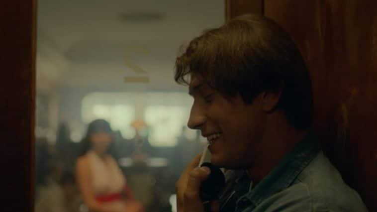 """Кадр из сериала """"Желтый глаз тигра"""" (2018)"""